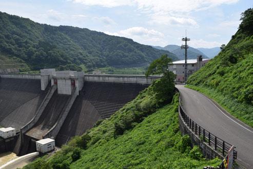 ダムのイメージ
