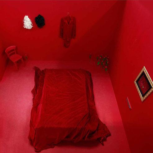Tulip Dreambox Rauminstallation