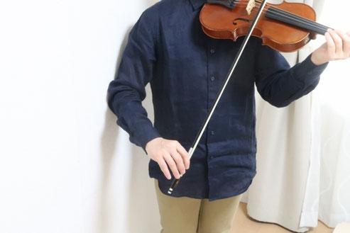 バイオリン ボウイング 練習方法