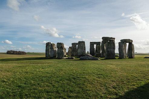 Immortal - Stonehenge, UK, 2019
