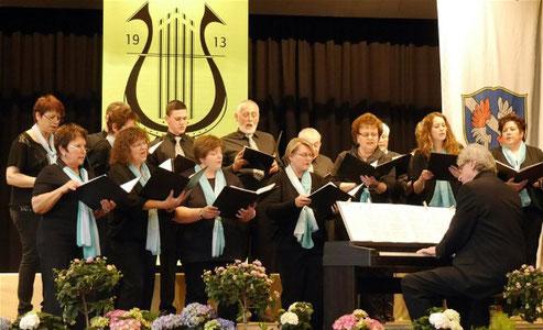 Liederabend 2017 - Leitung: Herbert Bierlmeier