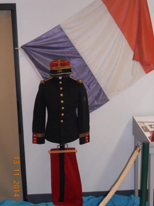 Uniforme d'époque - Officier français