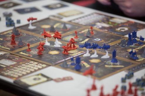 RPC in Köln: Tabletop und Brettspiele