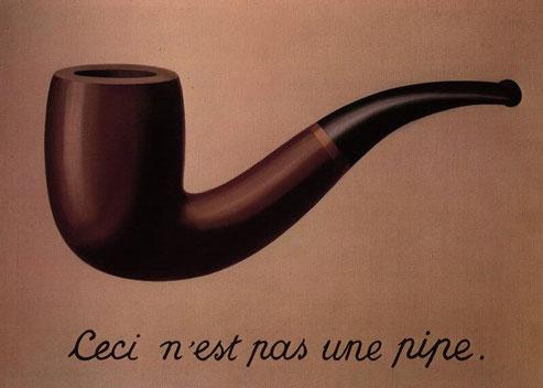 Самые известные картины Рене Магритта - Вероломство образов