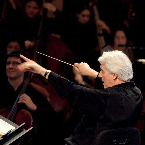 Xavier Ricour, directeur musical