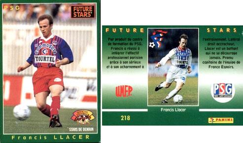 N° 218 - Francis LLACER