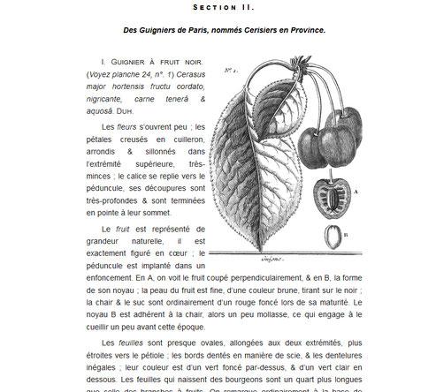 Rozier Cours complet d'agriculture Hôtel Serpente, 1782 (Tome second, pp. 634-655).