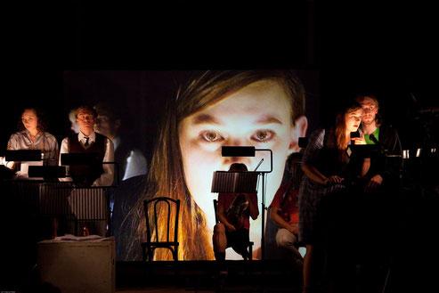 Regie/Bühne: Steffen Jäger und Felicitas Braun, Reichenau, August 2010