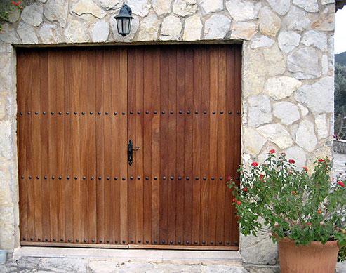 CreaTeam: Portal de Garaje