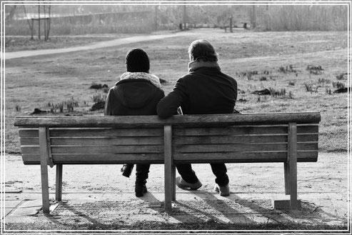 Jemandem wirklich zuhören zu können, gehört mit zu den wertvollsten Eigenschaften, die ein Mensch haben kann