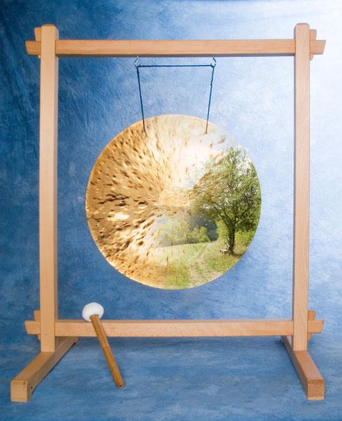 Fantasiereisen, Klangschalen, Gong