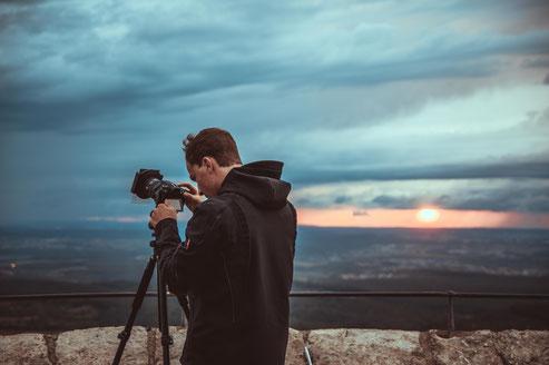 Was steckt hinter Fotobernecker und seinen Landschafts fotografien auf der Schwäbischen Alb