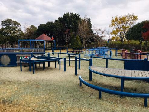 木曽三川公園センター_ままず遊具