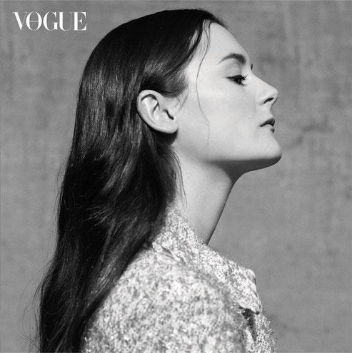 Vogue-Chanel/Hair