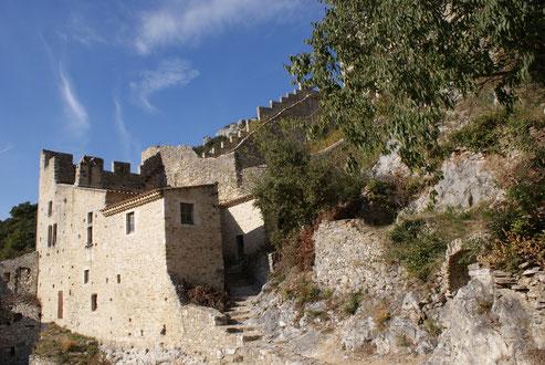 Le Château de St Montan