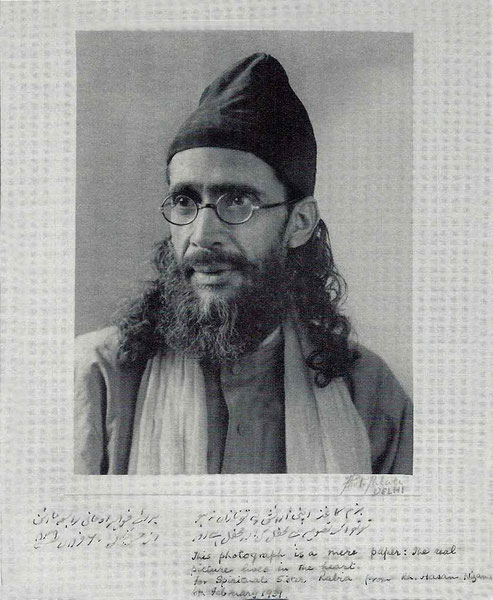 Hasan Nizami of Delhi : Glow - Nov.2004 p11