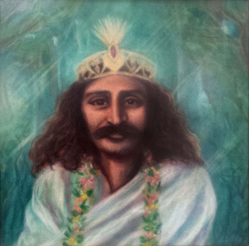 Meher Baba ; Courtesy of Bobbie Bernstein