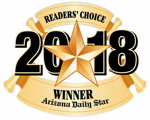 Reader's Choice Award WINNER for Best Photographer! Thank you Tucson for voting for Fleur de Lea Photography Jessica Korff
