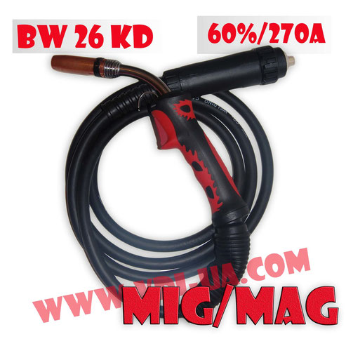 Горелка Black Wolf BW 26 KD