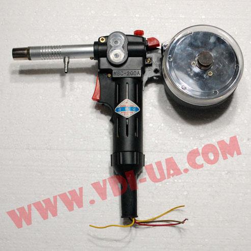NBC 200A spool gun