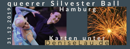 queerer Silvester - Ball 2019  (Pic by Karla Pixeljäger)