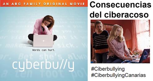 Ciberbullying ciberacoso en Canarias, España