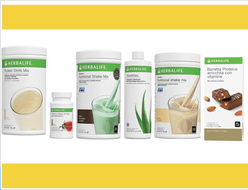 2x Frullato F1, Snack, Infuso, Aloe, Protein drink mix.