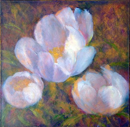 6. Уточнение рисунка цветов