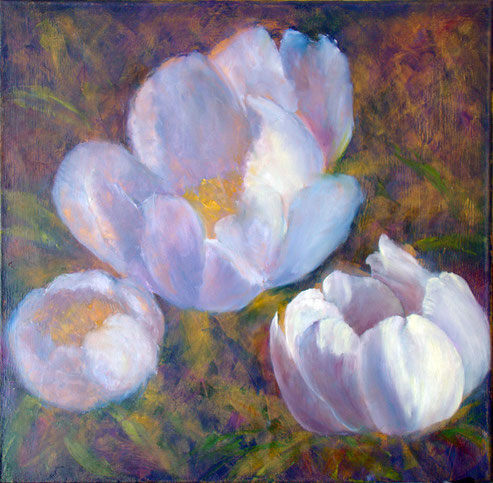 7. Уточнение рисунка цветов