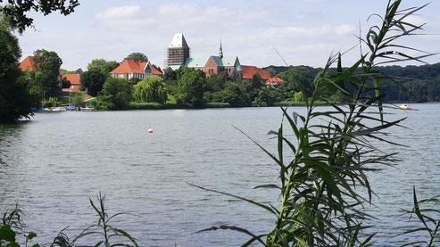 Ratzeburger Dom am Ratzeburger See