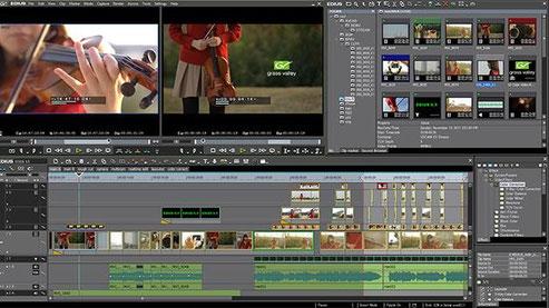 post-production vidéo