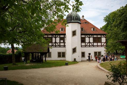 Schlöss Hoflößnitz Radebeul, Hochzeit auf Schloss Hoflößnitz, Hochzeitsfotograf Dresden