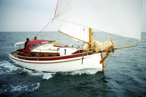 Ahlers Catboot