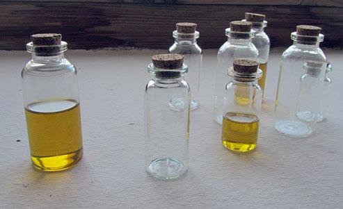 CBD Öl Glas Flaschen
