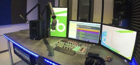 Studio Playloud, Lys-les-Lannoy, DABplusFR, DABplus, DABradio