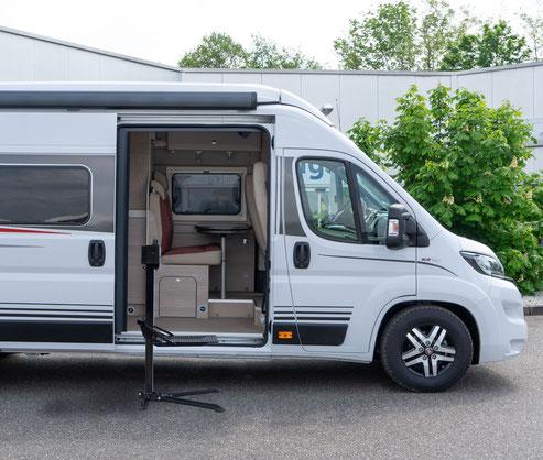 Camping-Lifter, Sonderanfertigung, Sodermanns