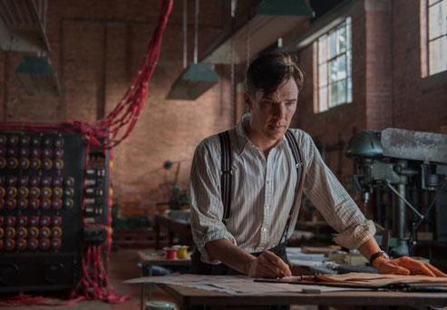 Benedict Cumberbatch, pour ce rôle, est candidat à l'Oscar du meilleur acteur (©StudioCanal)