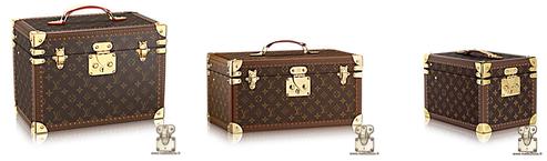 gamme vanity vuitton Louis Vuitton
