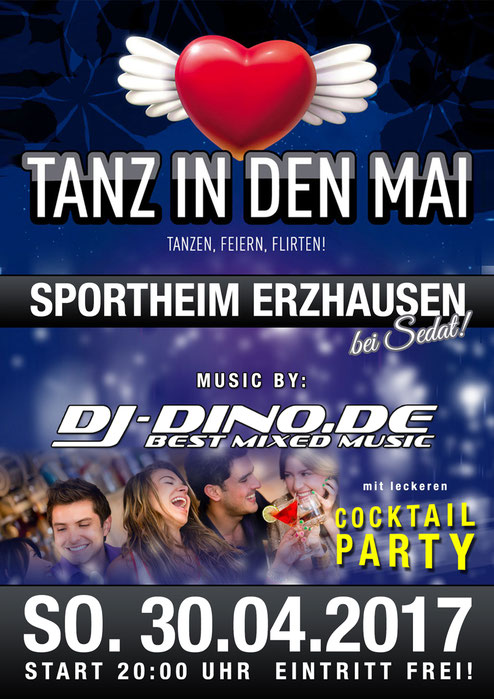 Tanz in den Mai Musik DJ Dino
