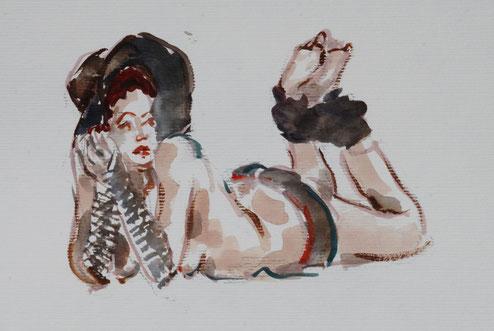 Nora Bourlesque