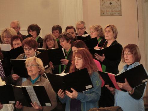 Herbstkonzert in Eschbach: Mix Dur und Da Capo am 01.11.2015