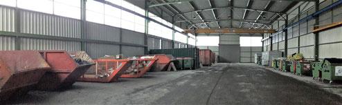 Altstoffsammelzentrum Lainach