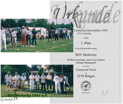 Foto - LM in Halle am 22.06.2002 - BSV Merkwitz