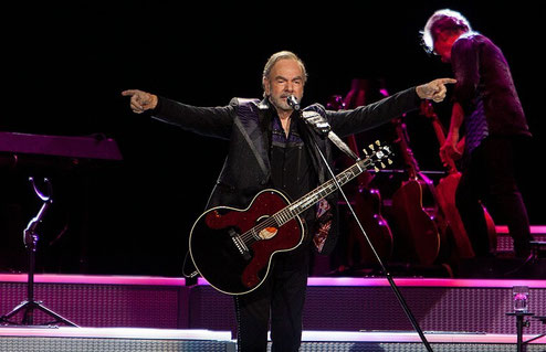 Neil Diamond | Lanxess Arena / Köln | 17.06.15