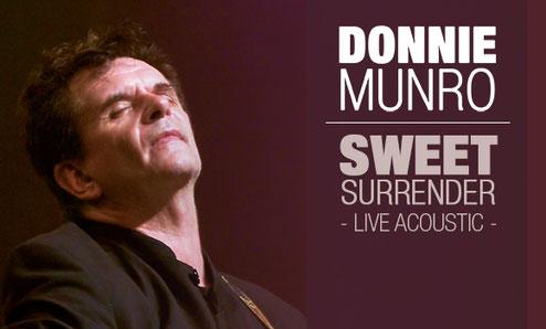 Donnie Munro | Capitol / Mannheim | 19.10.15