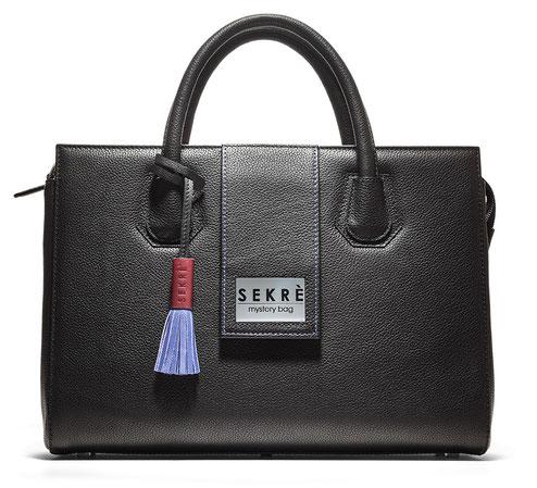 Die Luxus-Handtasche mit Geheimnis – SEKRÈ mystery bag