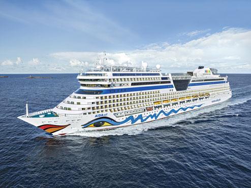 Buchungsstart für AIDAsol Reisen ab Kiel