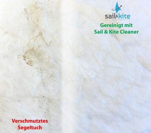 Sail & Kite Cleaner - Kraftvoll und ergiebig