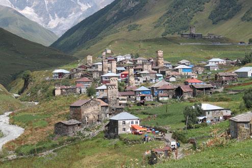 village perché montagne