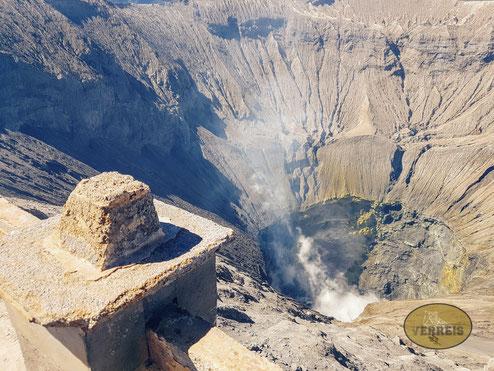 Der Vulkan Bromo